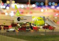 В аэропортах Краснодарского края дети регистрируют игрушки