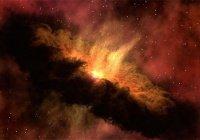 Гигантский древний ураган нашли в космосе