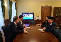Муфтии Татарстана и Мордовии обсудили сотрудничество