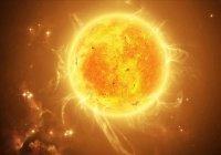 НАСА показало бушующее Солнце (ВИДЕО)