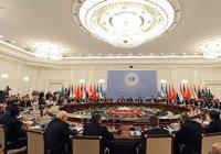 Страны ШОС обсудят противодействие терроризму