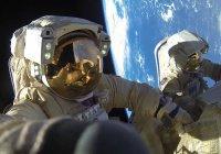 Космонавты будут грести в невесомости