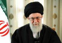 Верховный лидер Ирана написал письмо палестинцам
