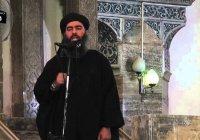 В Генштабе РФ рассказали, где скрывается главарь ИГИЛ аль-Багдади