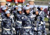 Жительницы Катара получили право служить в армии