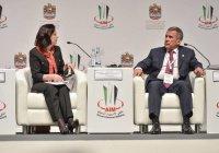 Минниханов: благодаря западным санкциям в Татарстан инвестируют азиатские страны