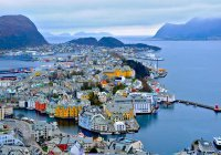 Первый в мире пассажирский электросамолет построят в Норвегии