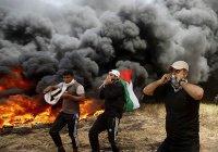 Израиль запретил ввоз автомобильных покрышек в Газу