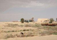 СМИ опубликовали фото последствий обстрела сирийской авиабазы Т-4