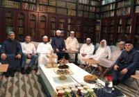 Муфтий РТ в Дубае встретился с известными мусульманскими учеными