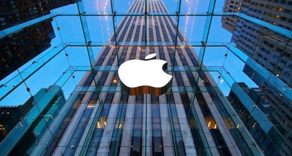 В минувшем году Apple отчиталась о доле возобновляемых
