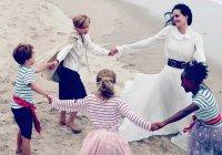 Анджелина Джоли раскрыла секрет воспитания детей