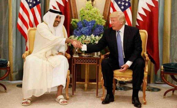 Глава Пентагона обсудил сэмиром Катара вопросы безопасности