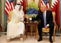 Катар и США договорились о совместной борьбе с финансированием терроризма