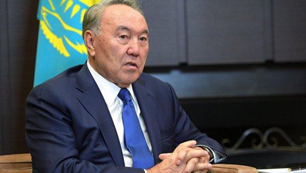 Казахстан желает продолжить расширение связей сРоссией— Назарбаев