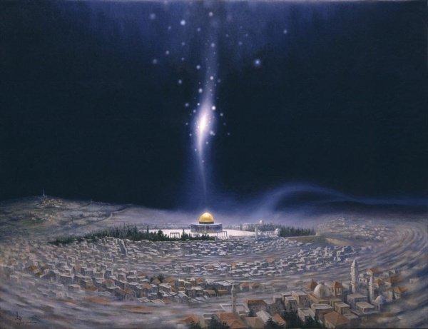 Как состоялась встреча Пророка Мухаммада (ﷺ) с Аллахом?