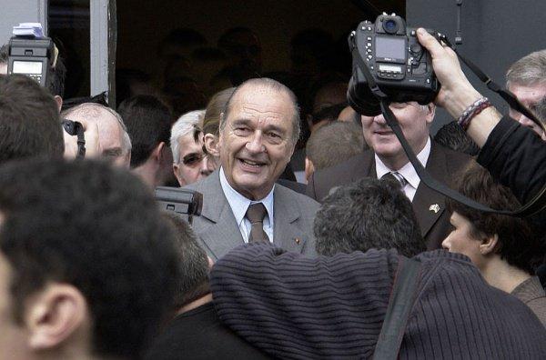 Жак Ширак был 22-м президентом Франции.