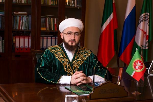 Обращение муфтия Татарстана.