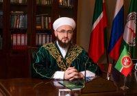 Муфтий РТ поздравил мусульман с наступлением ночи Ляйлят аль-Исра валь-Ми'радж