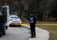 Неизвестные с ножами напали на прохожих в Торонто