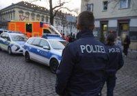 В Германии ликвидирован мужчина, открывший огонь по прохожим