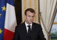 Эммануэль Макрон объявил себя президентом «всех французов»