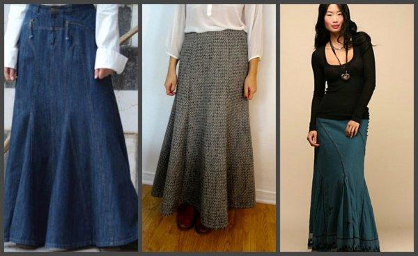 Выбираем юбку с умом. Часть 2