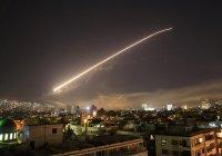 США, Франция и Великобритания начали военную операцию против Сирии