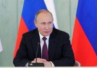 Путин выразил надежду на развитие отношений с Лигой арабских государств