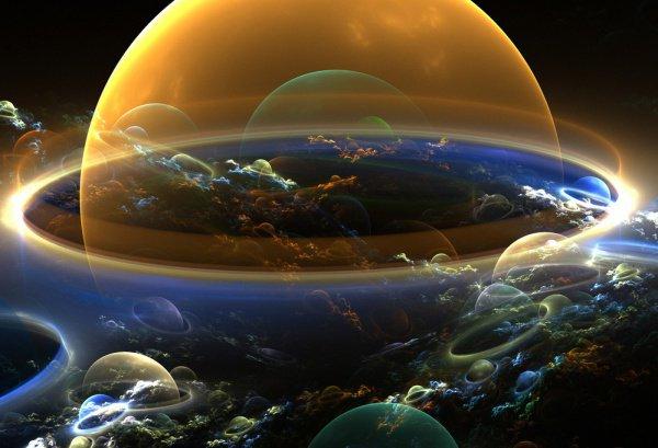 О «множестве миров»
