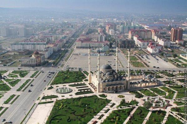 День мира отмечают в Чечне.