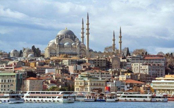 В Стамбуле собрались мусульмане из сотни стран мира.
