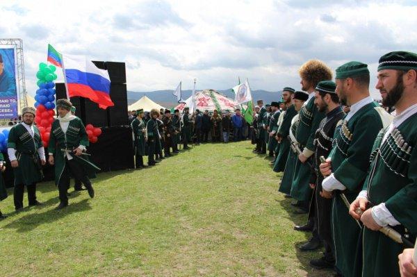 Мусульмане Дагестана посоревновались в спорте.