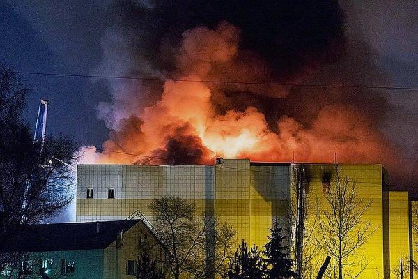Жертвами пожара в Кемерово стали 64 человека.