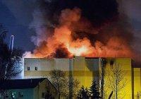 Эксперты установили причину пожара в кемеровском ТРЦ «Зимняя вишня»