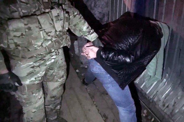 Спецоперация в Ростовской области.