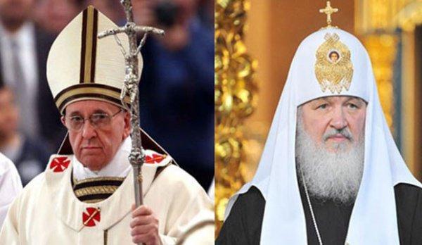 Православные и католические лидеры христиан обеспокоены обострением ситуации в Сирии.