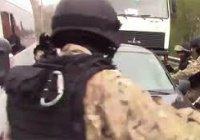 Опубликовано видео задержания боевиков ИГИЛ в Ростовской области (Видео)