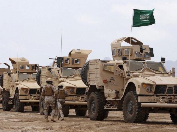 Саудовский военный контингент может появиться в Сирии.