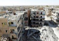 ООН обеспокоены полным разрушением сирийской Ракки