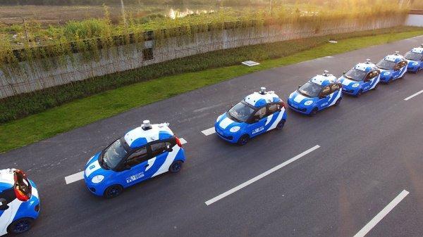 Китай станет самым крупным в мире рынком автомобилей со встроенной системой искусственного интеллекта