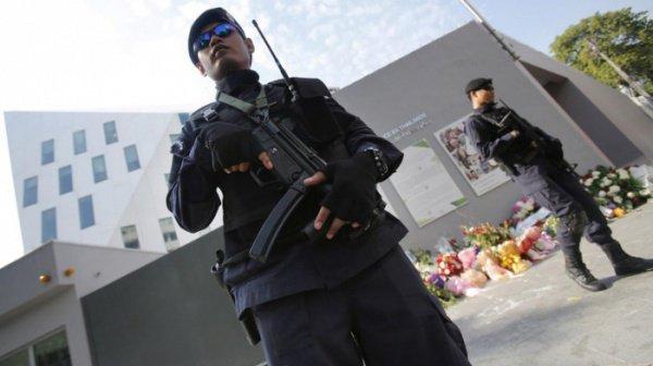 В Таиланде усилены антитеррористические меры.