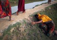 Фото мусульман-рохинджа вошли в историю