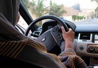 Жительницу Саудовской Аравии задержали за вождение автомобиля