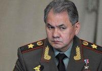 СМИ сообщили об отставке Сергея Шойгу