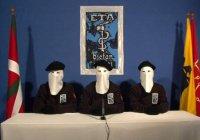 Террористическая группировка извинилась за преступления в Испании