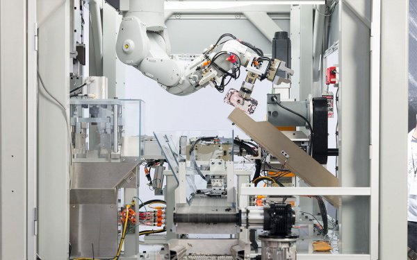 Apple показала нового робота для утилизации iPhone
