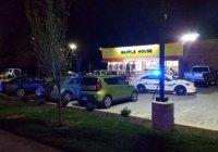 В США разыскивают мужчину, расстрелявшего посетителей кафе