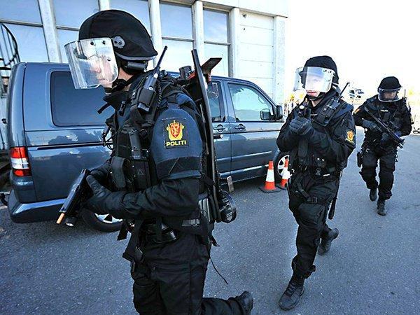 Правоохранители Норвегии задержали гражданина России.