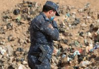 Захоронение с сотнями тел нашли на стадионе сирийской Ракки